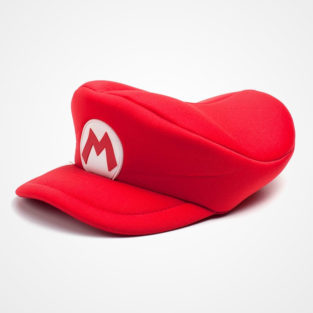 ee04aed0248 Nintendo Super Mario Replica Hat. Tap to expand