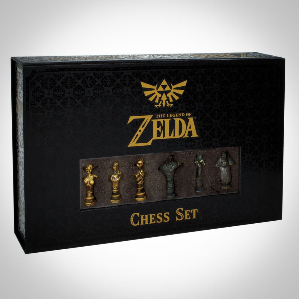 ba0a07b1bc2 ... 72396 HEO-The Legend of Zelda Chess Collector s Set ...