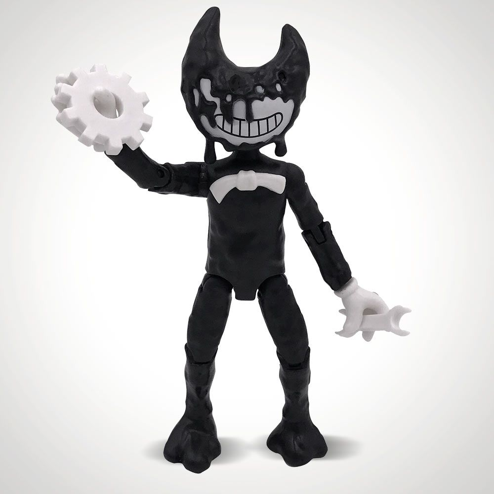 """Bendy And The Ink Machine 5"""" Action Figure – Ink Bendy"""