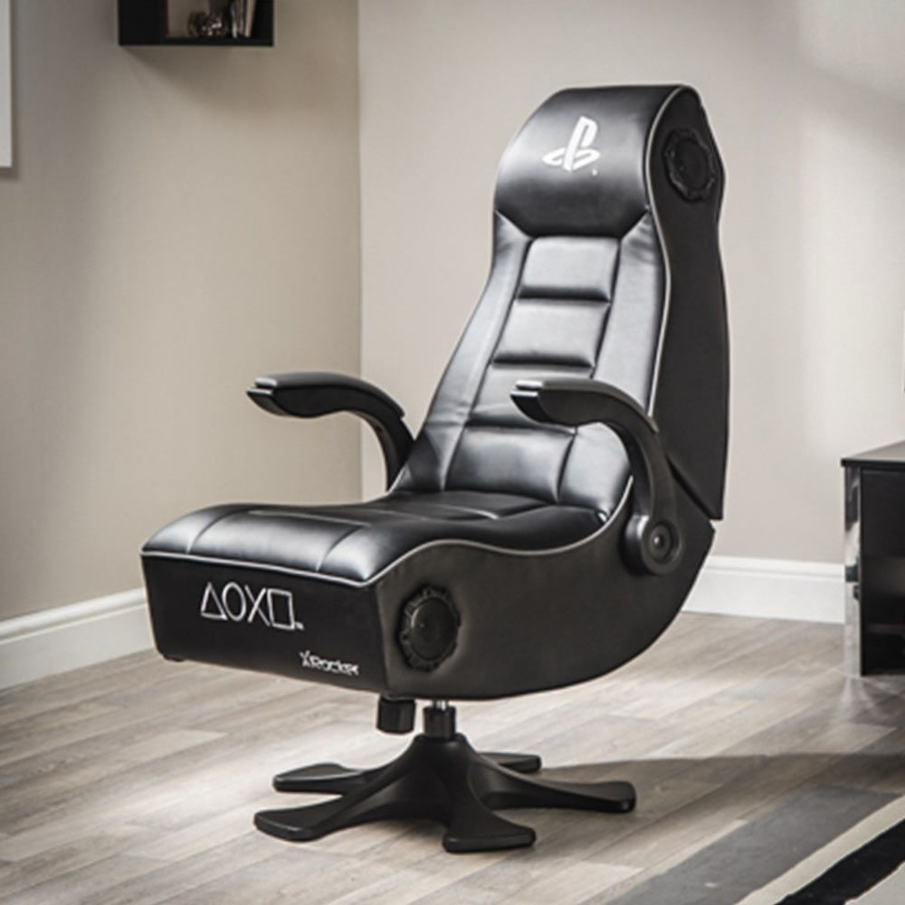X Rocker Infiniti 4 1 Playstation Gaming Chair Menkind