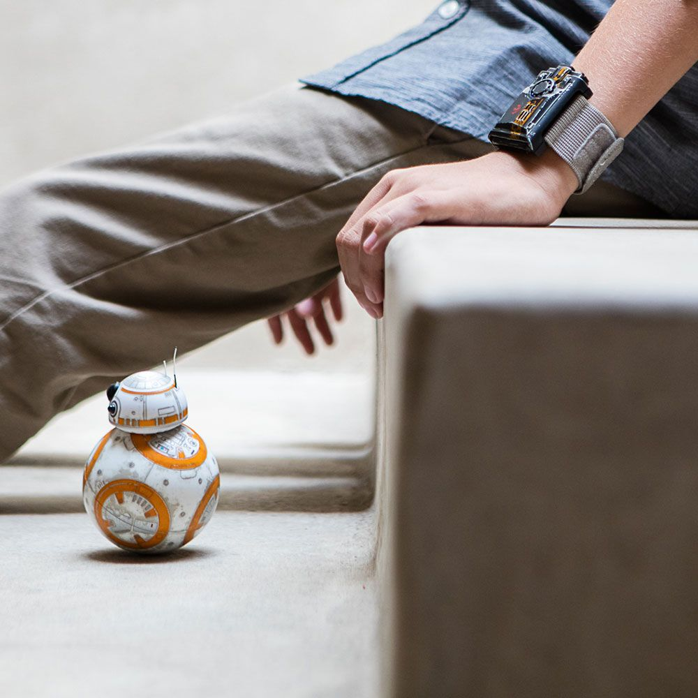 Buy Bb8 Special Edition Force Band Bundle Menkind Star Wars By Sphero App Enabled Droid And 4