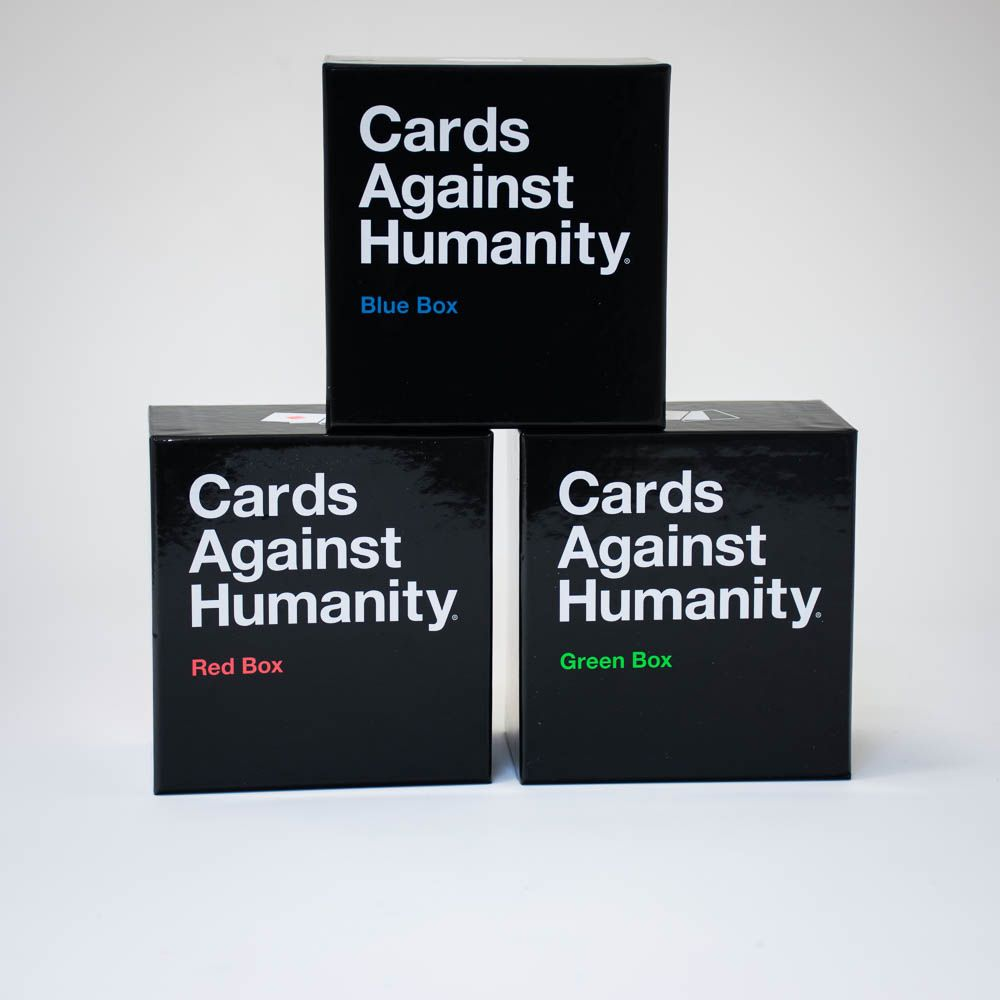 Cards Against Humanity Stops the Wall
