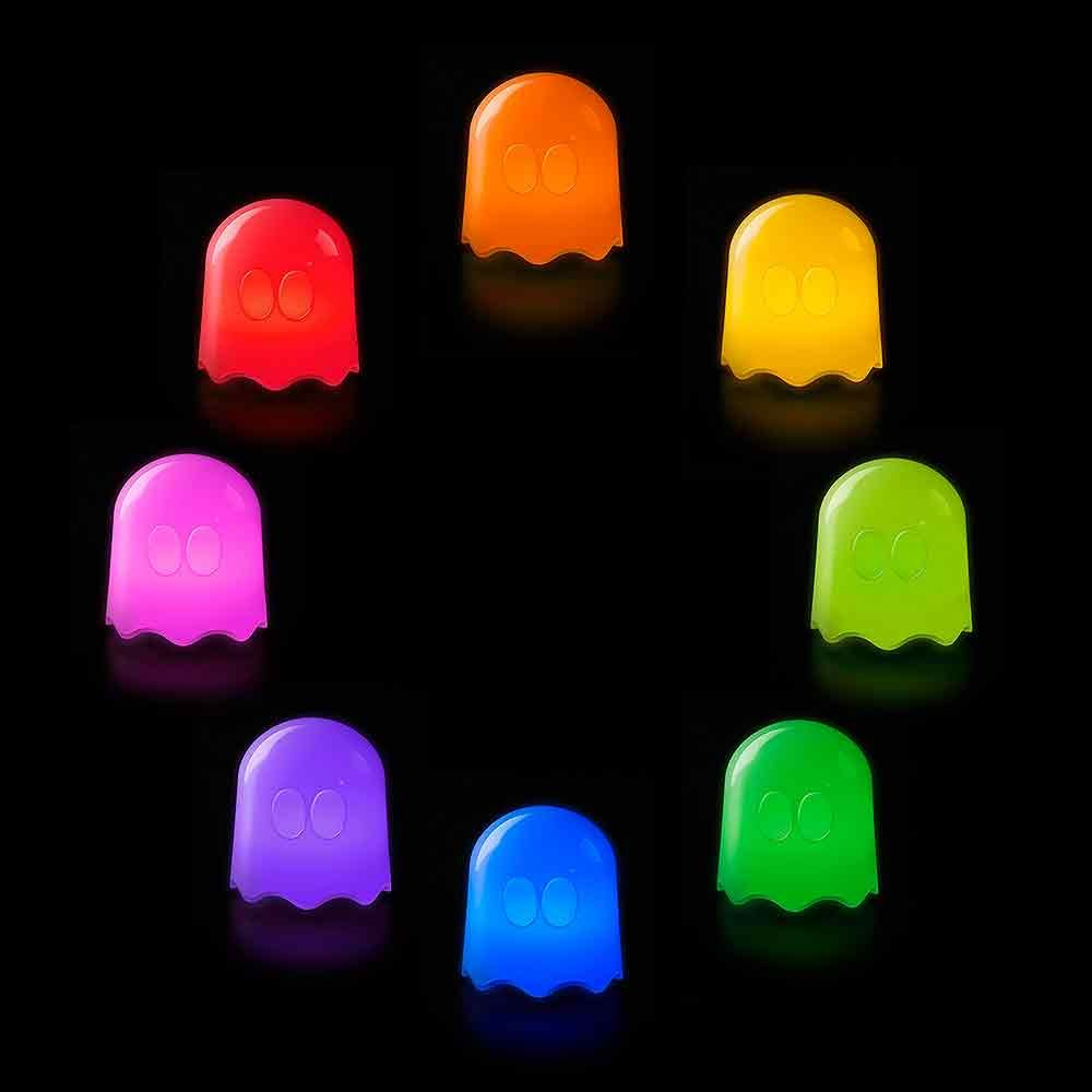 Pac Man Ghost Lamp Mood Lights For The Home Menkind