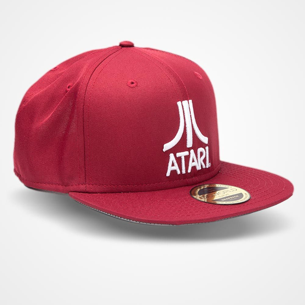 Officially Licensed Atari Logo Snapback Cap. Tap to expand ca6d1c64c239