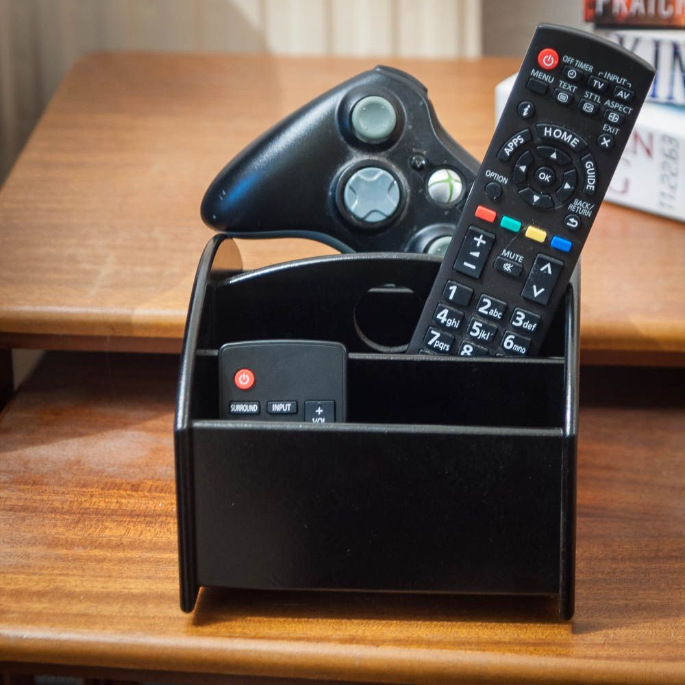 Remote Control Caddy 360 176 Rotational Coffee Table Tidy