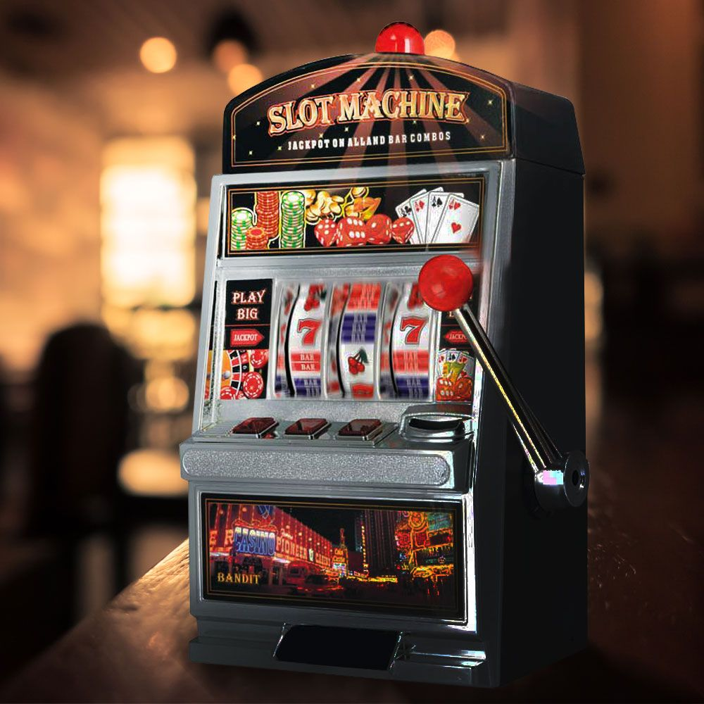 Battery-operated Home Gaming Machine