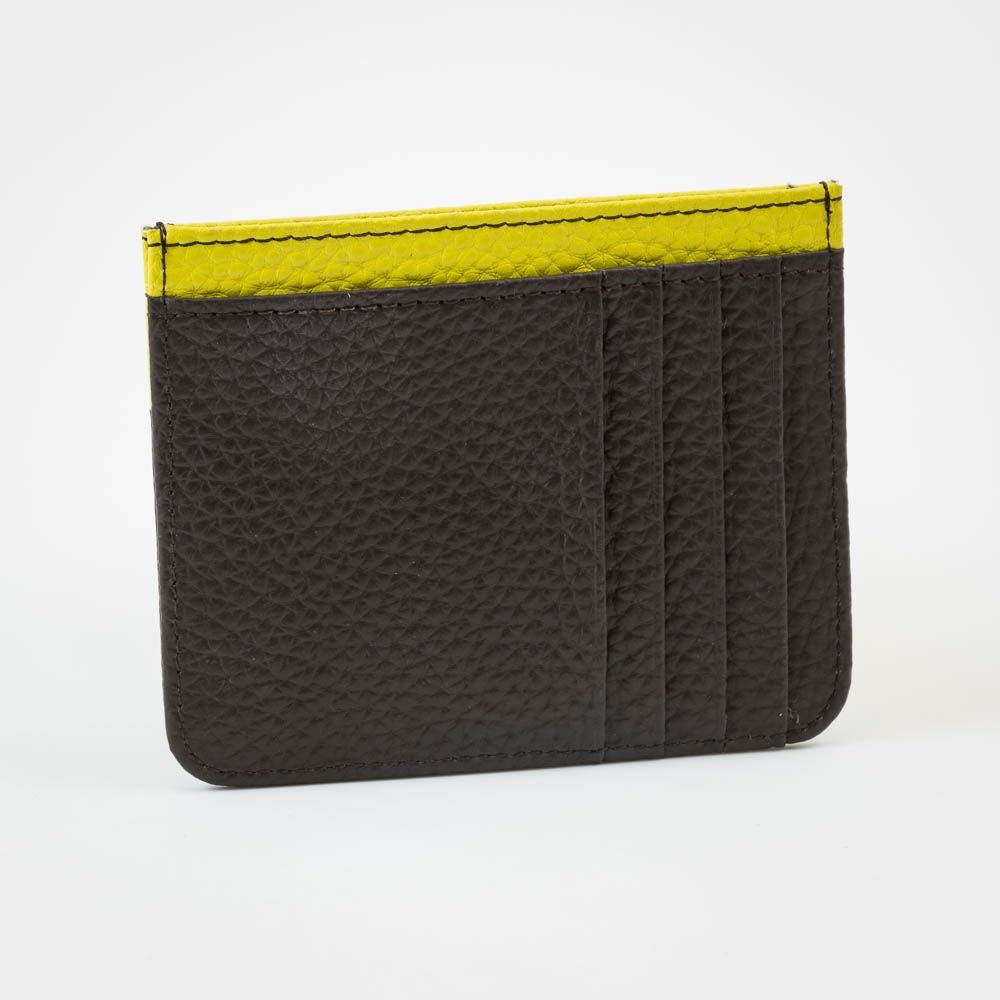 1808b38d03f2 Smith   Canova Slimline Cardholders - Genuine Leather with Contrast ...