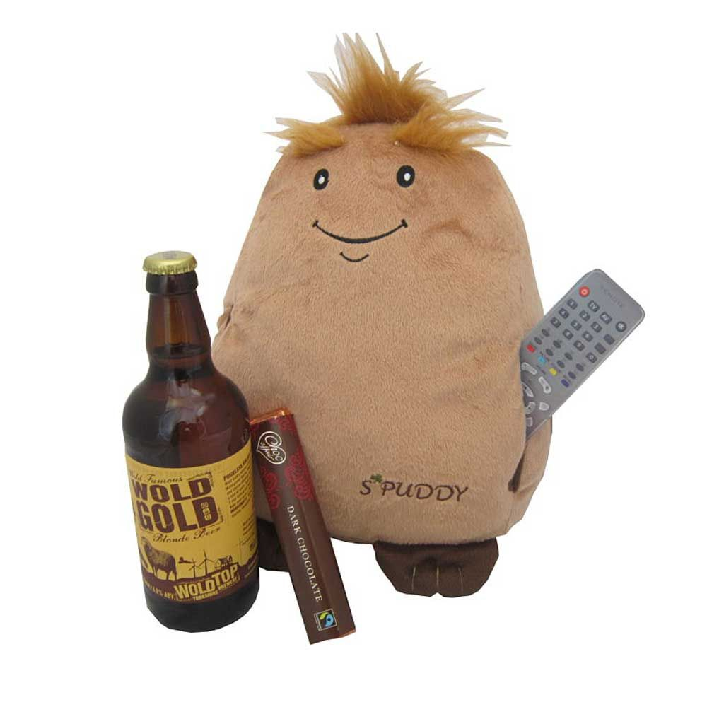Spuddy Is Your Own Couch Potato Buddy With 3 Pockets Menkind Bott Funko Pop Hellboy Sword Ie