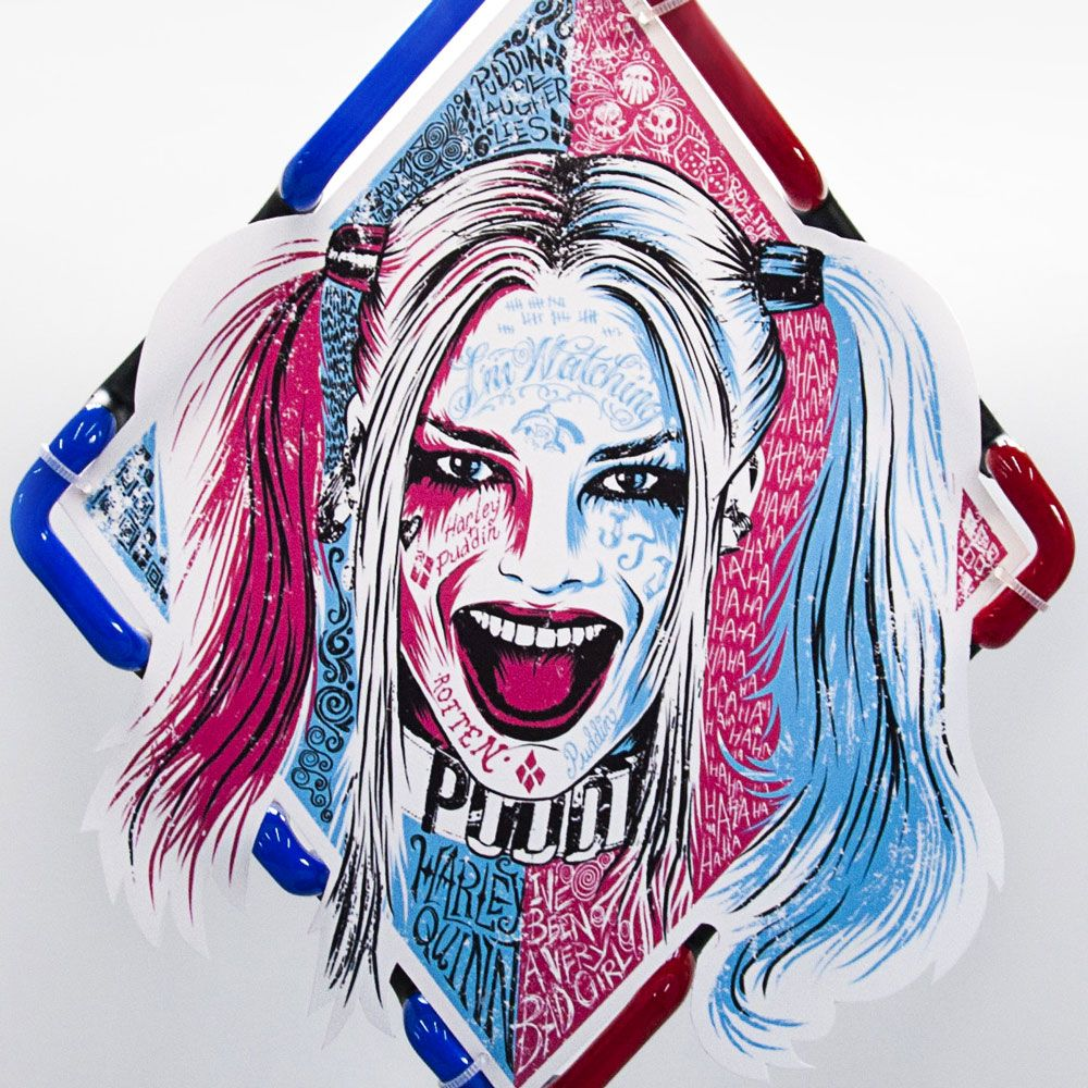 Suicide Squad Harley Quinn Neon Light - Officially ...