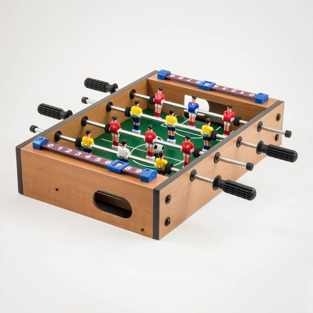 Table Football 16 For Up To 2 Players Menkind