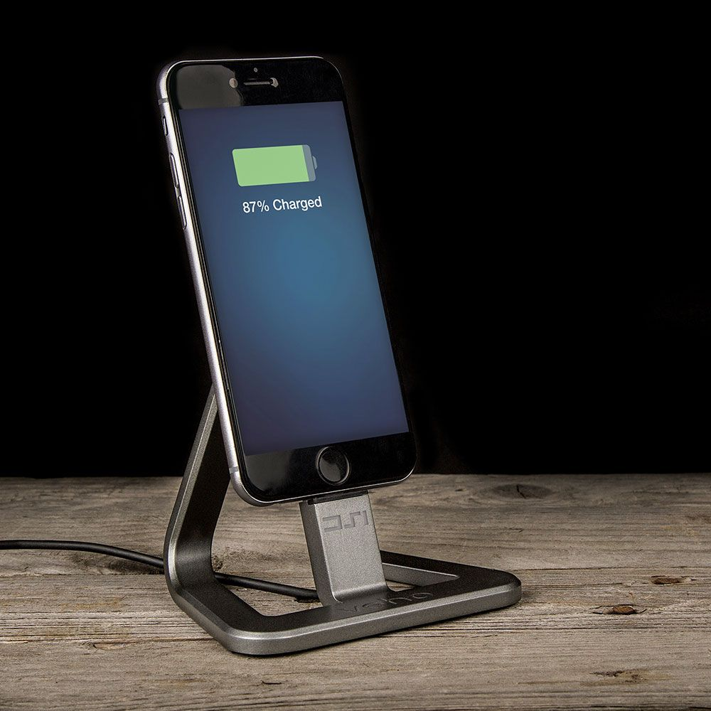 veho charging dock iphone and ipad desktop docking. Black Bedroom Furniture Sets. Home Design Ideas