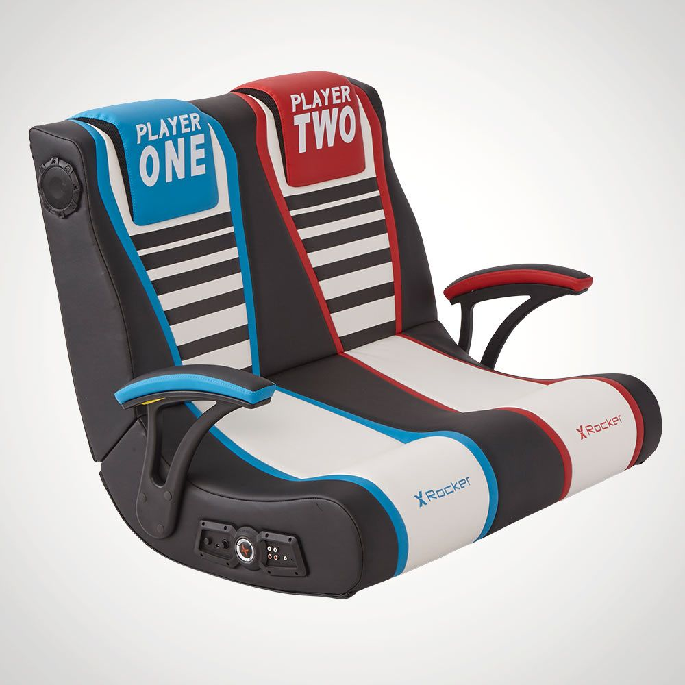 X Rocker Duel Rivals 2 Seater Gaming Chair Menkind