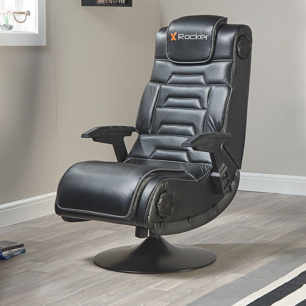 X Rocker Pro 4 1 Gaming Chair For The Real Pros Menkind