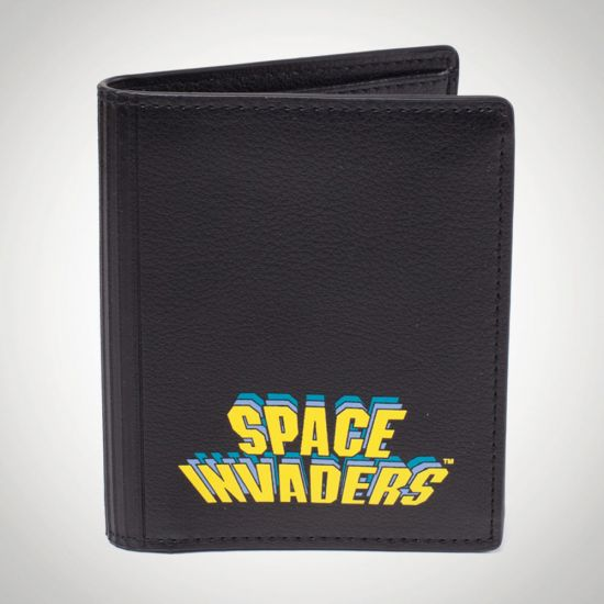 Space Invaders PU Bifold Wallet