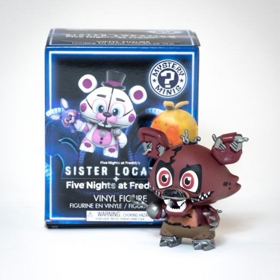 Five Nights At Freddy's Mystery Mini Figurines Season 2