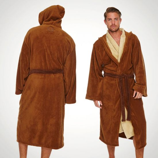 71975 Jedi Outfit Star Wars Fleece Adult One Size