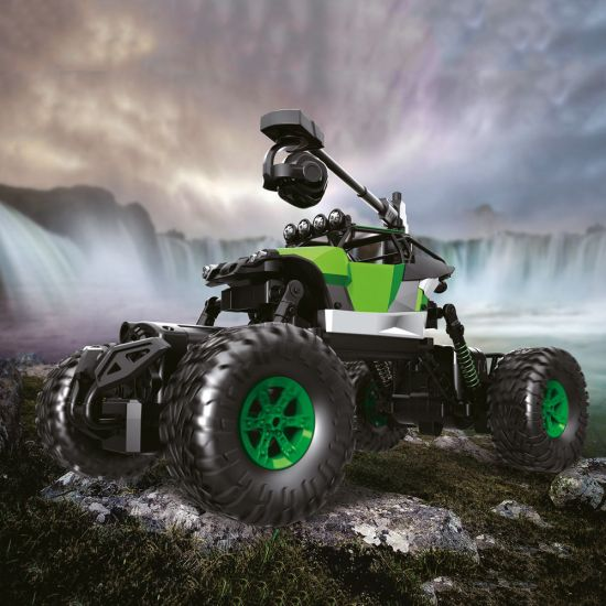 RED5 FPV Rock Crawler with HD Camera - Outdoor CGI Image