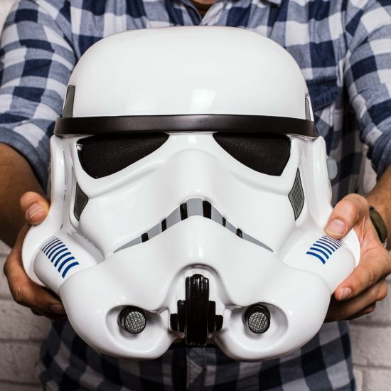 Original Stormtrooper 1:1 Scale Bluetooth Speaker