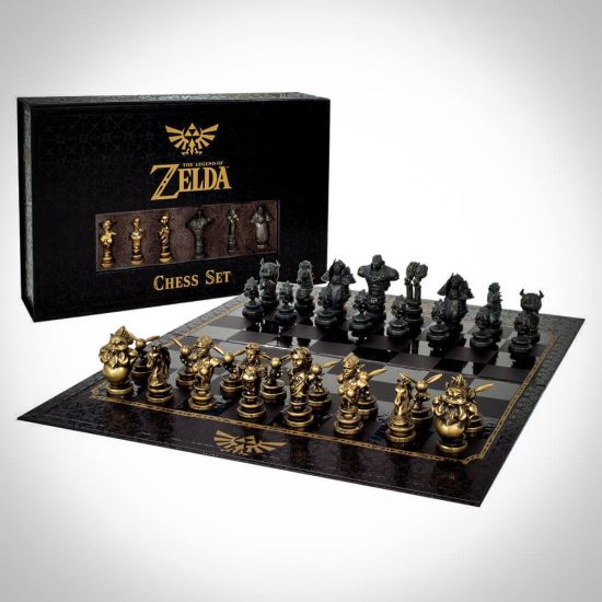 08cf3a2cba9 Officially Licensed Legend of Zelda Collector s Chess Set