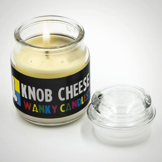 Wanky Candles - Knob Cheese