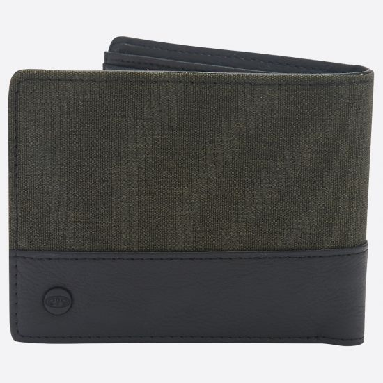 Animal Reckless Wallet in Dusty Olive - Grey Background