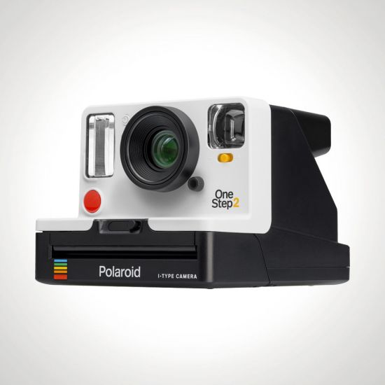 Polaroid OneStep 2 i-Type Instant Camera white