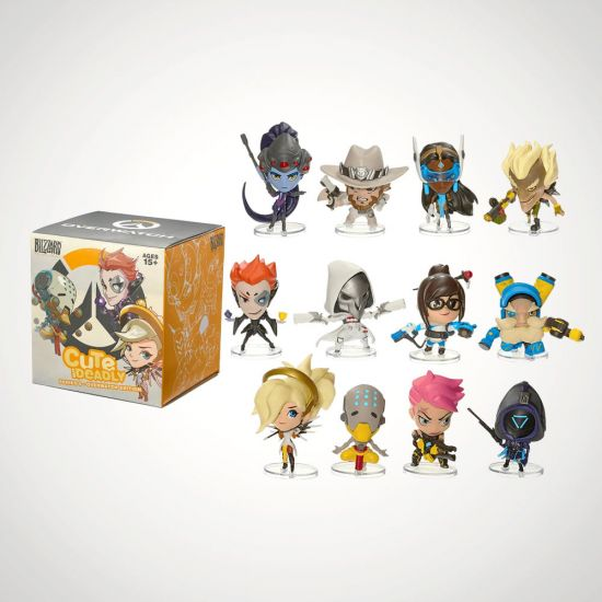 Overwatch Series 5 Cute But Deadly - Grey Background