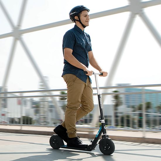 Razor A5 Air Big Wheel Scooter - Lifestyle