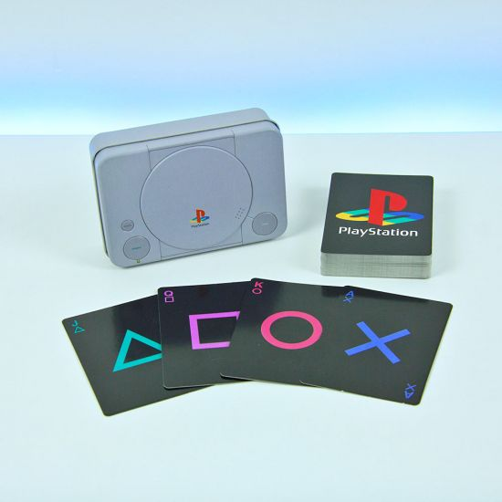 PlayStation Playing Cards - Lifestyle