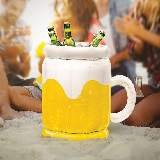 Inflatable Beer Cooler-Lifestyle