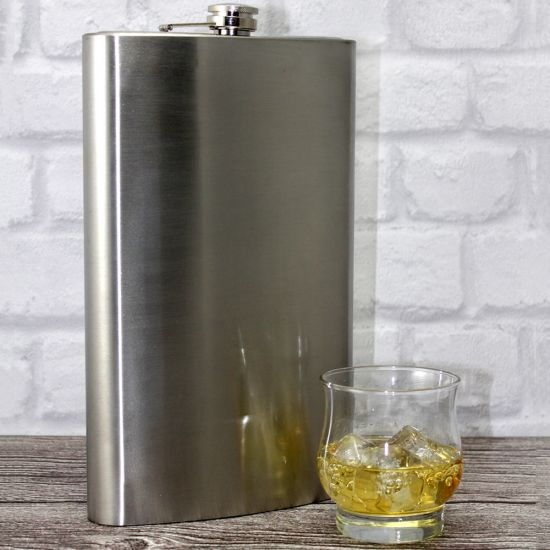 Giant Hip Flask - 1.9L - Lifestyle