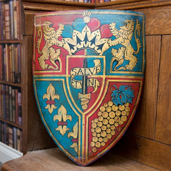 Personalised Family Crest Shield - Lifestyle