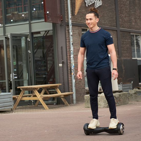 Oxboard One-T Hoverboard lifestyle