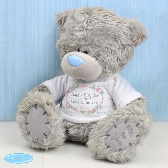 Personalised Me To You Bear - Lifestyle