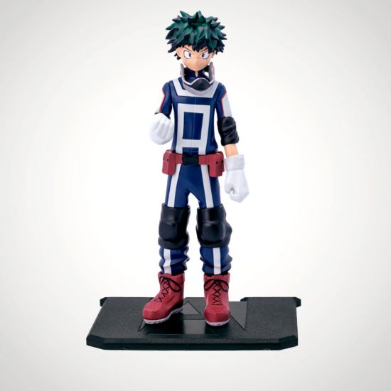 "MY HERO ACADEMIA - Figurine ""Izuku Midoriya"" - Grey Backgrounds"