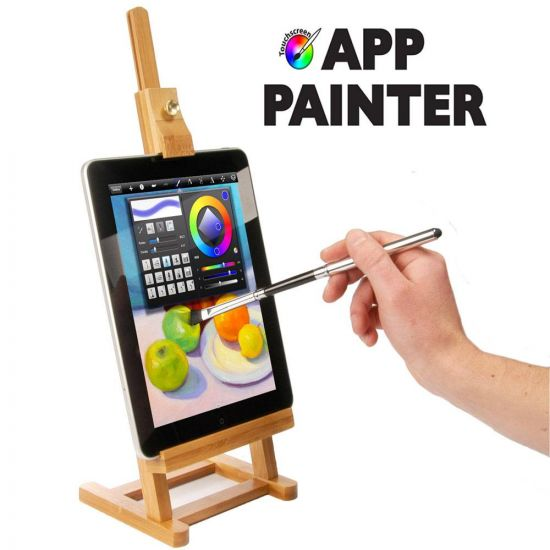 App Painter Brush Stylus