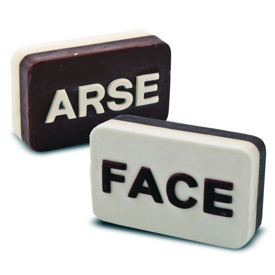Arse / Face Soap