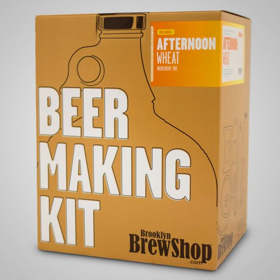 Beer Making Kit: Afternoon Wheat
