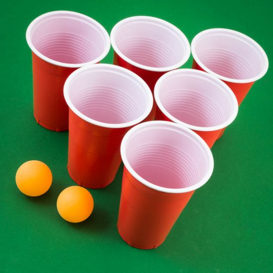 Beer Pong Game 1