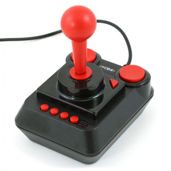 C64 Mini Joystick for PC, Mac, and Linux