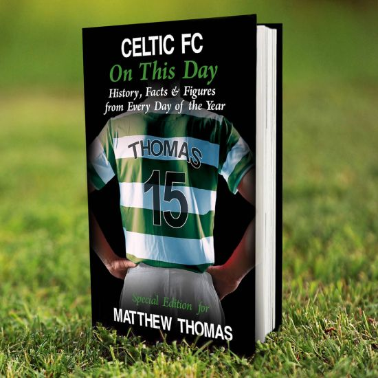 Celtic on this Day Book 1