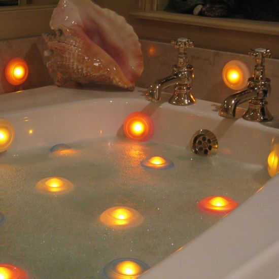 Colour Changing Spa Lights \