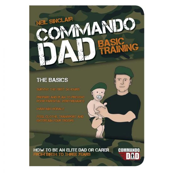 Commando Dad:Training