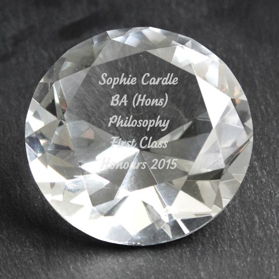 Diamond Paperweight 1