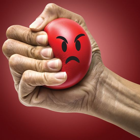 Emoticon Stress Ball 1