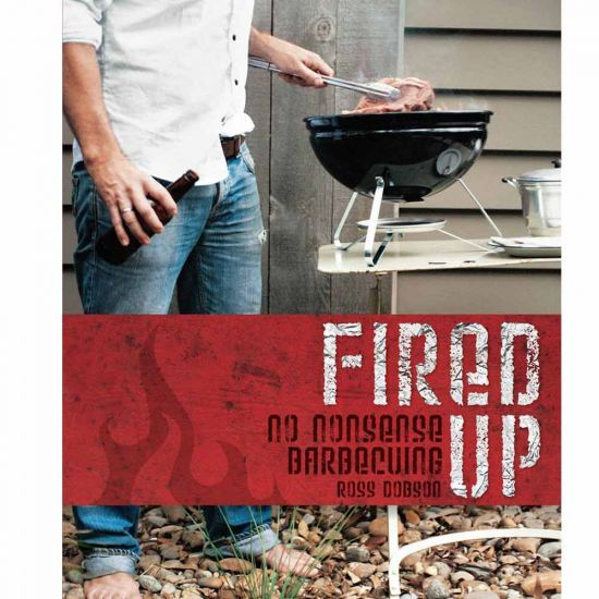 Fired Up - BBQ Cook Book