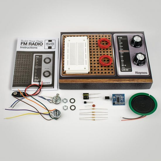 Haynes Build Your Own Retro Radio 1