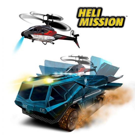 Heli Mission Combo RC Helicopter Set