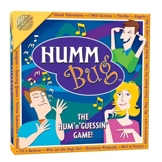 humm bug board game hum to songs from every decade menkind