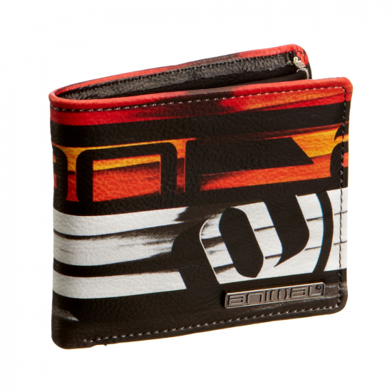 Illusive PU Wallet (Red)